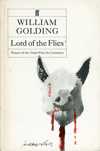 ways that golding presents the island Start studying lord of the flies learn vocabulary, terms, and more with flashcards golding gives some clues as to when this story golding is saying that the outside world is just like the situation on the island where people kill one another like savages and struggle for power.